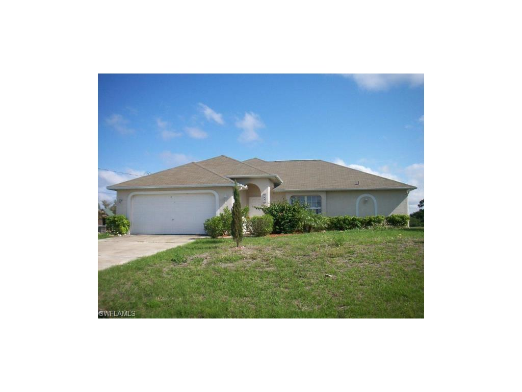 1627 SW 22nd Ln, Cape Coral, FL 33991 (MLS #216062074) :: The New Home Spot, Inc.