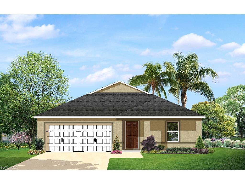 2722 SW 9th Pl, Cape Coral, FL 33914 (MLS #216062119) :: The New Home Spot, Inc.