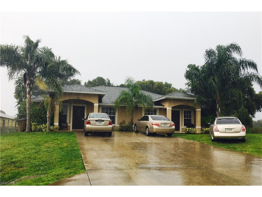 1105 Harry Ave S, Lehigh Acres, FL 33973 (MLS #216062171) :: The New Home Spot, Inc.
