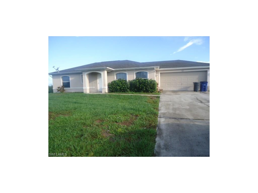 2616 66th St W, Lehigh Acres, FL 33971 (MLS #216062193) :: The New Home Spot, Inc.