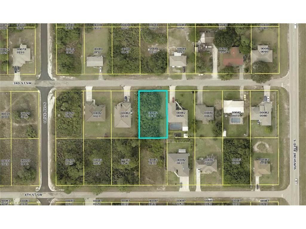 3109 3rd St SW, Lehigh Acres, FL 33976 (#216062222) :: Homes and Land Brokers, Inc