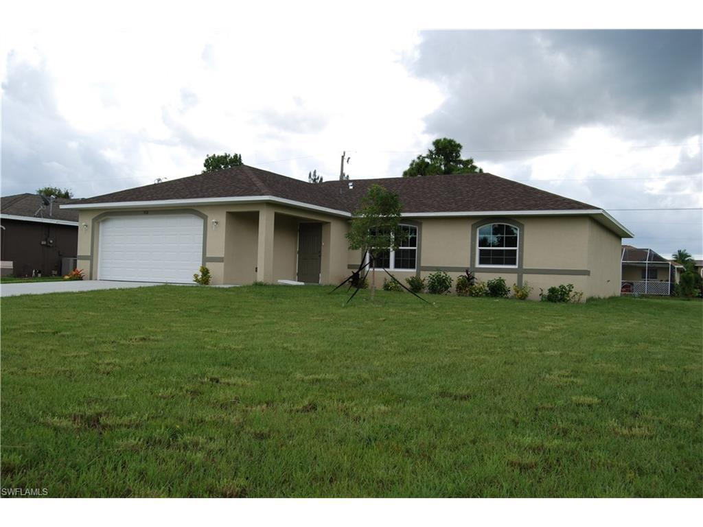 918 SW 22nd Ter, Cape Coral, FL 33991 (MLS #216062226) :: The New Home Spot, Inc.