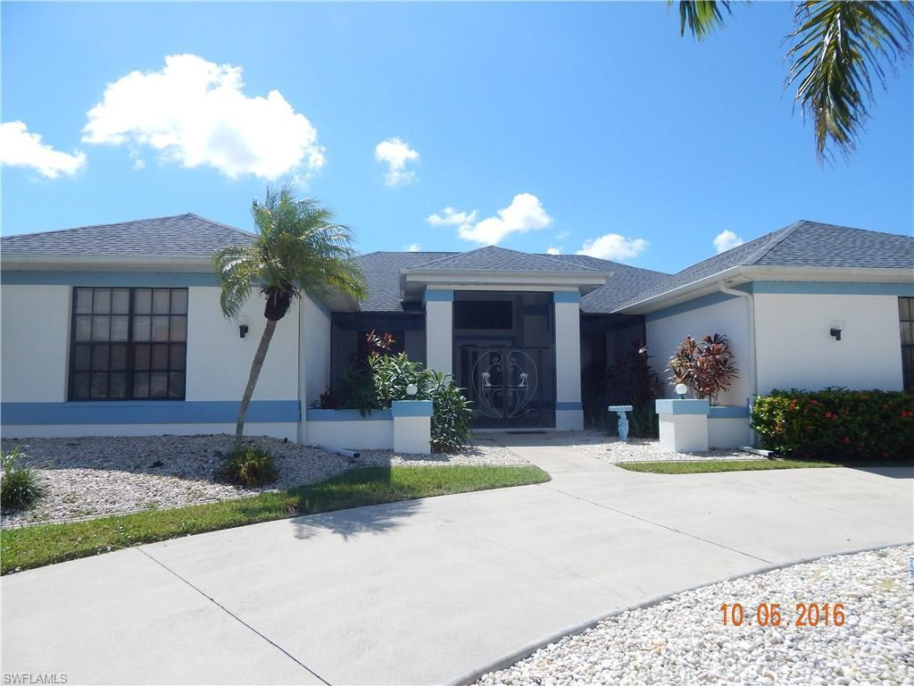 1206 SW 52nd Ter, Cape Coral, FL 33914 (MLS #216062481) :: The New Home Spot, Inc.