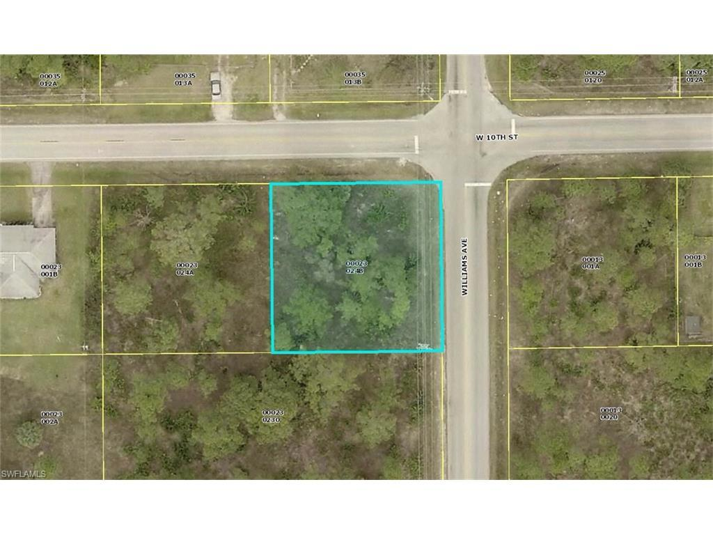 1101 W 10th St, Lehigh Acres, FL 33972 (#216062629) :: Homes and Land Brokers, Inc