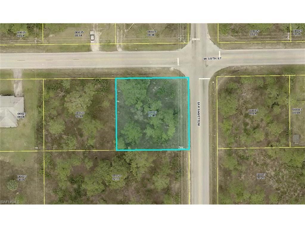 1101 W 10th St, Lehigh Acres, FL 33972 (MLS #216062629) :: The New Home Spot, Inc.