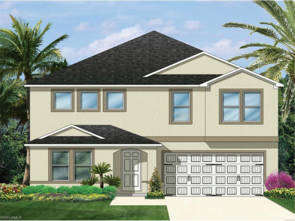 18157 Horizon View Blvd, Lehigh Acres, FL 33972 (MLS #216062656) :: The New Home Spot, Inc.