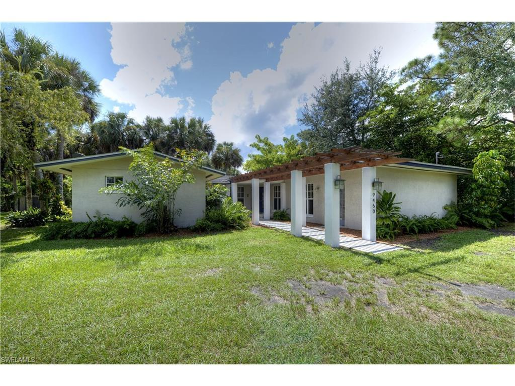 9460 Colony Dr, North Fort Myers, FL 33917 (MLS #216062778) :: The New Home Spot, Inc.