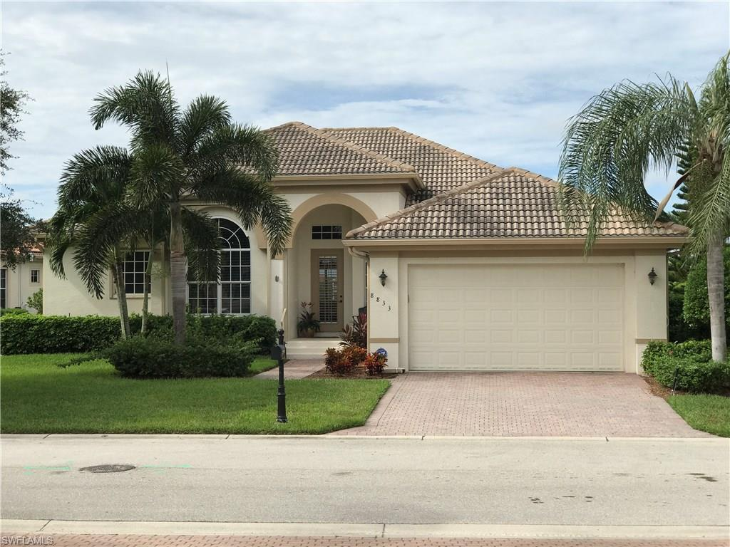 8833 New Castle Dr, Fort Myers, FL 33908 (MLS #216062785) :: The New Home Spot, Inc.