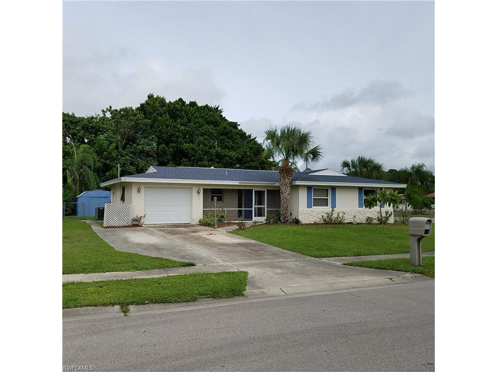 2012 Pope Ct, North Fort Myers, FL 33903 (#216062842) :: Homes and Land Brokers, Inc