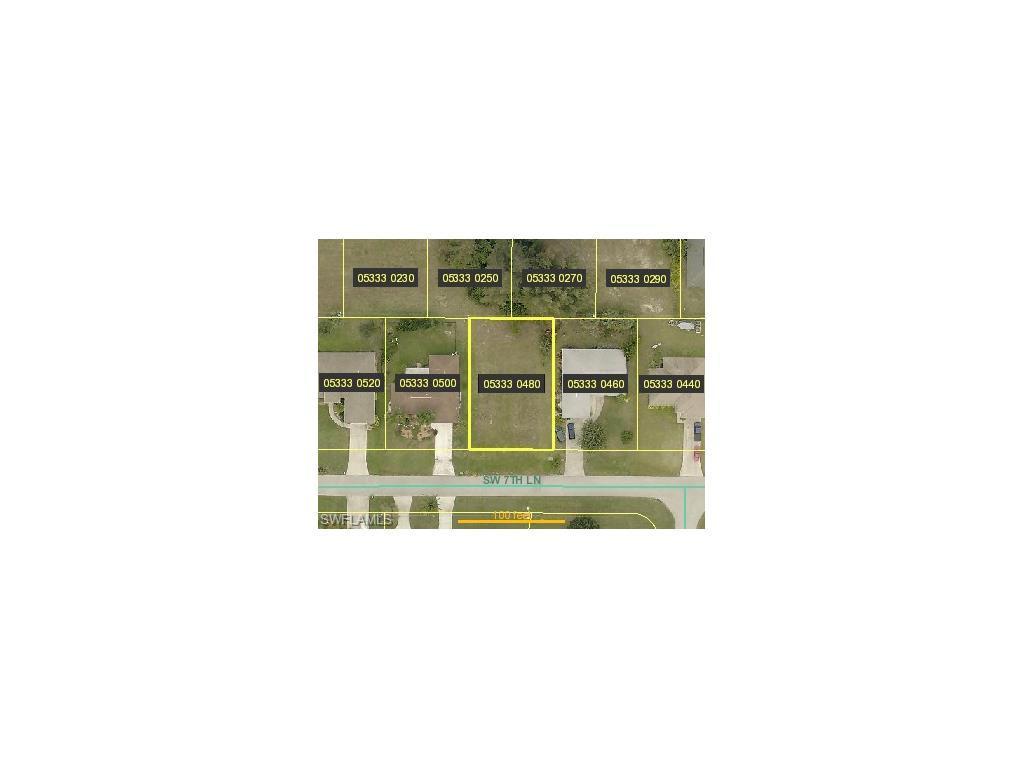 3239 SW 7th Ln, Cape Coral, FL 33991 (MLS #216062909) :: The New Home Spot, Inc.
