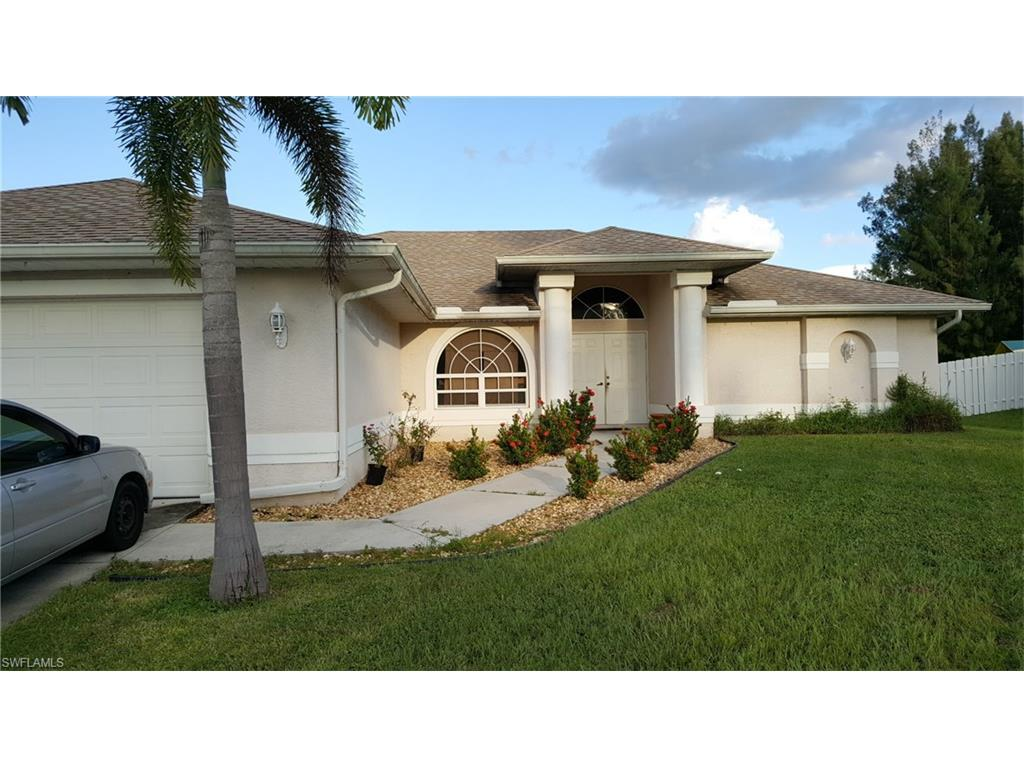 1133 NW 27th Ct, Cape Coral, FL 33993 (#216062964) :: Homes and Land Brokers, Inc