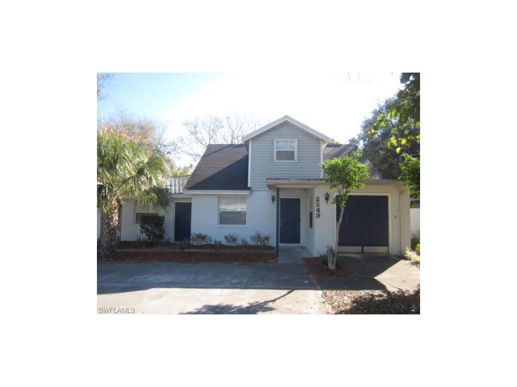 2249 Clifford St, Fort Myers, FL 33901 (MLS #216062995) :: The New Home Spot, Inc.