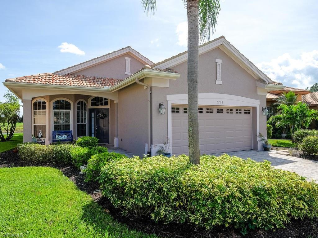 2263 Eaton Lake Ct, Lehigh Acres, FL 33973 (MLS #216063050) :: The New Home Spot, Inc.