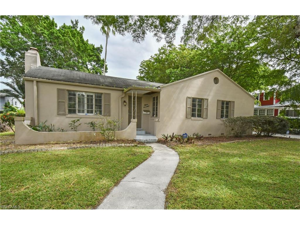 1517 Palm Ave, Fort Myers, FL 33916 (MLS #216063110) :: The New Home Spot, Inc.