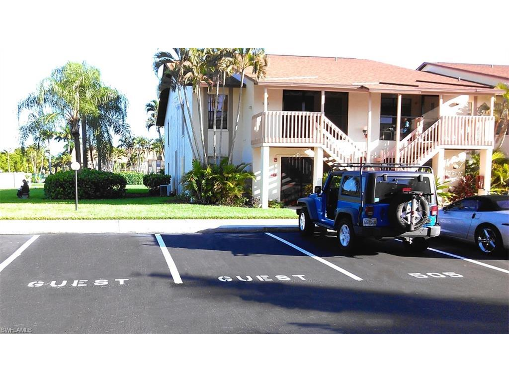 13150 Feather Sound Dr #505, Fort Myers, FL 33919 (MLS #216063179) :: The New Home Spot, Inc.