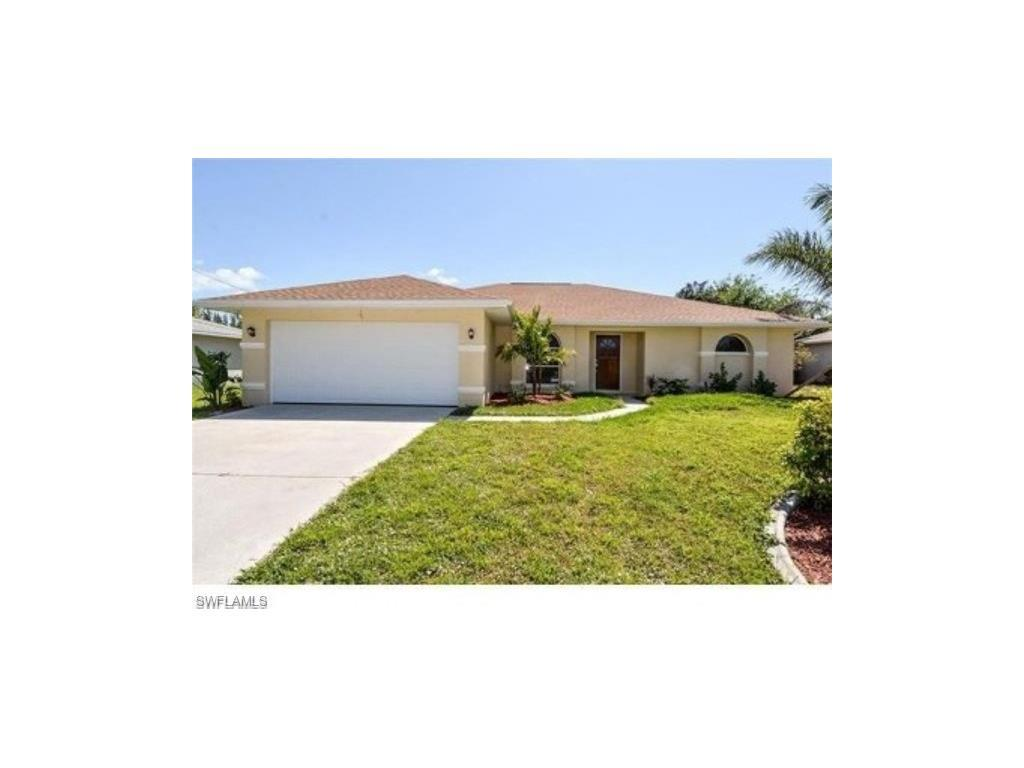 4543 SW 15th Ave, Cape Coral, FL 33914 (#216063243) :: Homes and Land Brokers, Inc