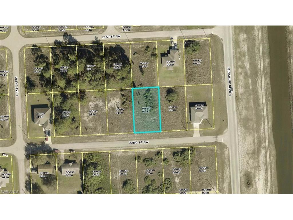 3104 22nd St SW, Lehigh Acres, FL 33976 (MLS #216063246) :: The New Home Spot, Inc.
