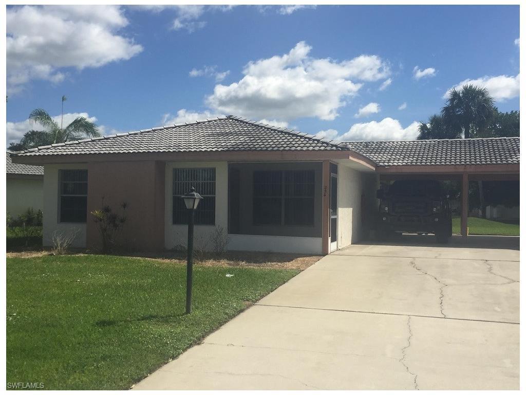 234 Oakmont Pky, Lehigh Acres, FL 33936 (MLS #216063270) :: The New Home Spot, Inc.
