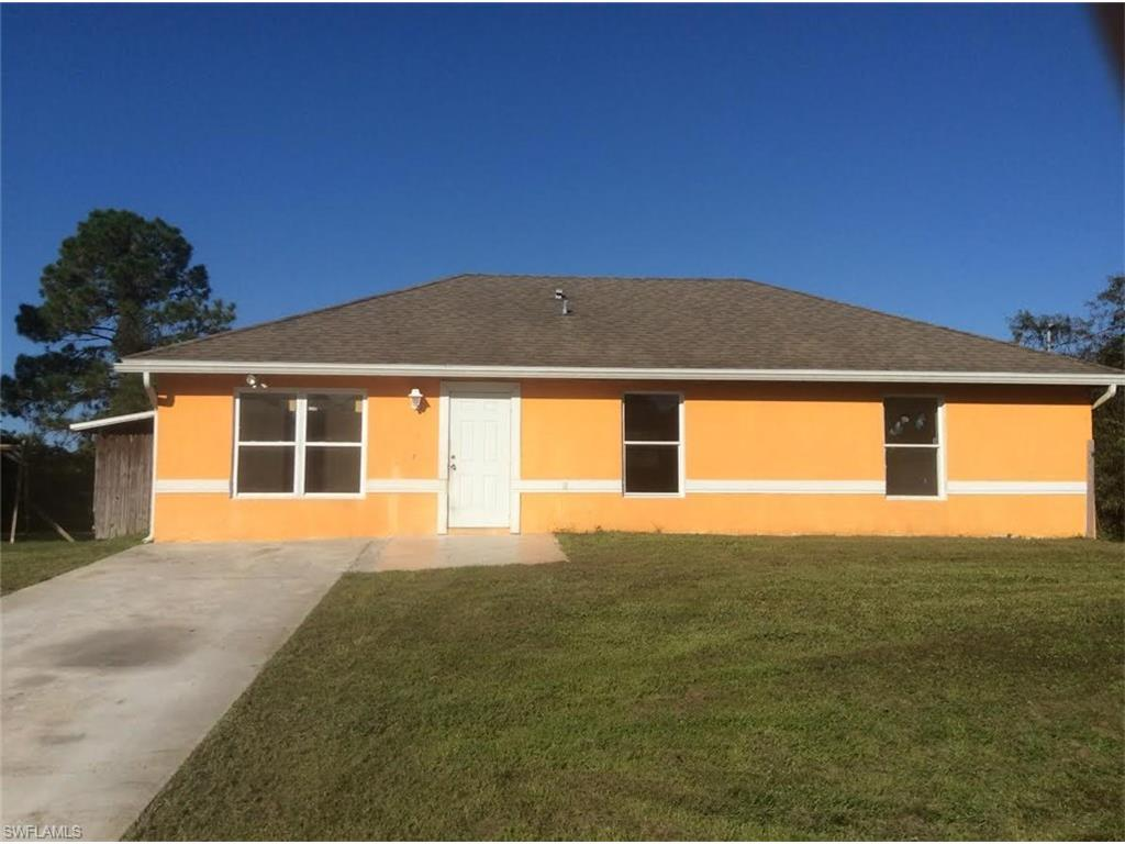 450 Naples Ave S, Lehigh Acres, FL 33974 (#216063282) :: Homes and Land Brokers, Inc