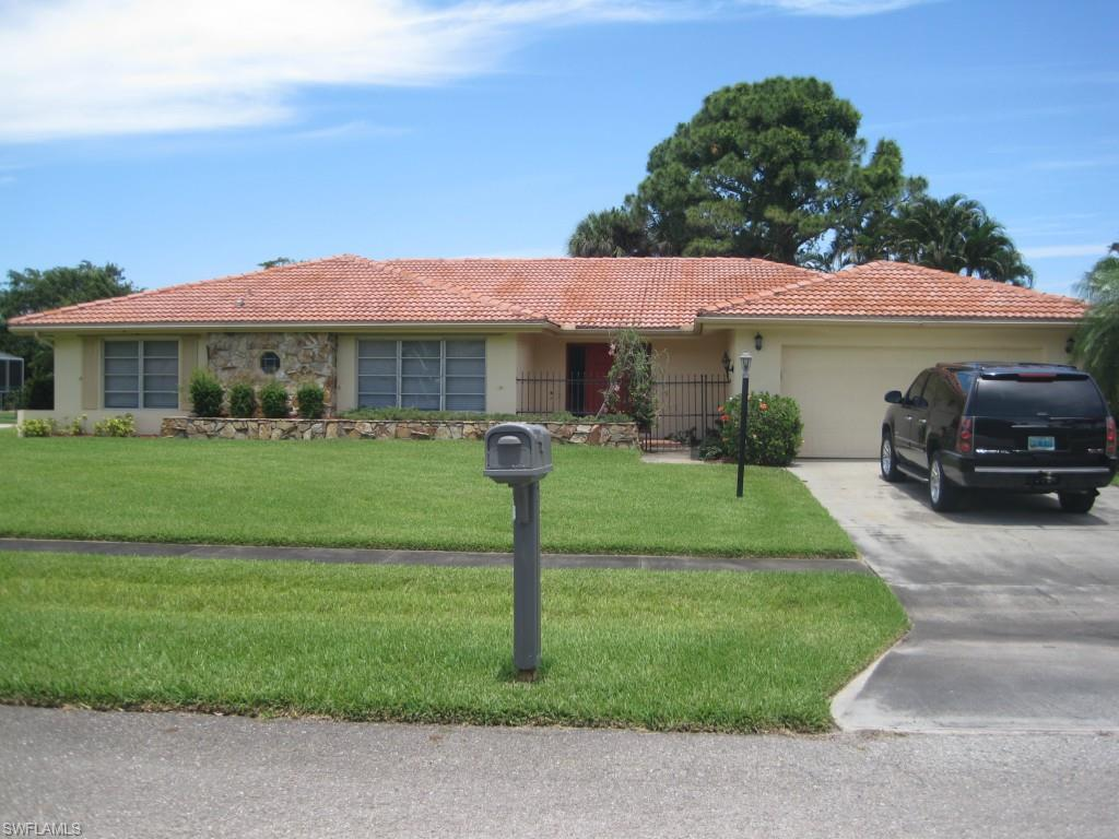4295 Perth Ct, North Fort Myers, FL 33903 (MLS #216063313) :: The New Home Spot, Inc.