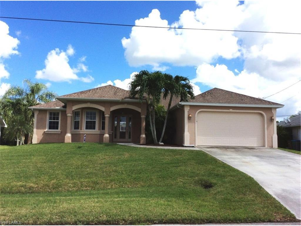 3319 SW 25th Pl, Cape Coral, FL 33914 (MLS #216063355) :: The New Home Spot, Inc.