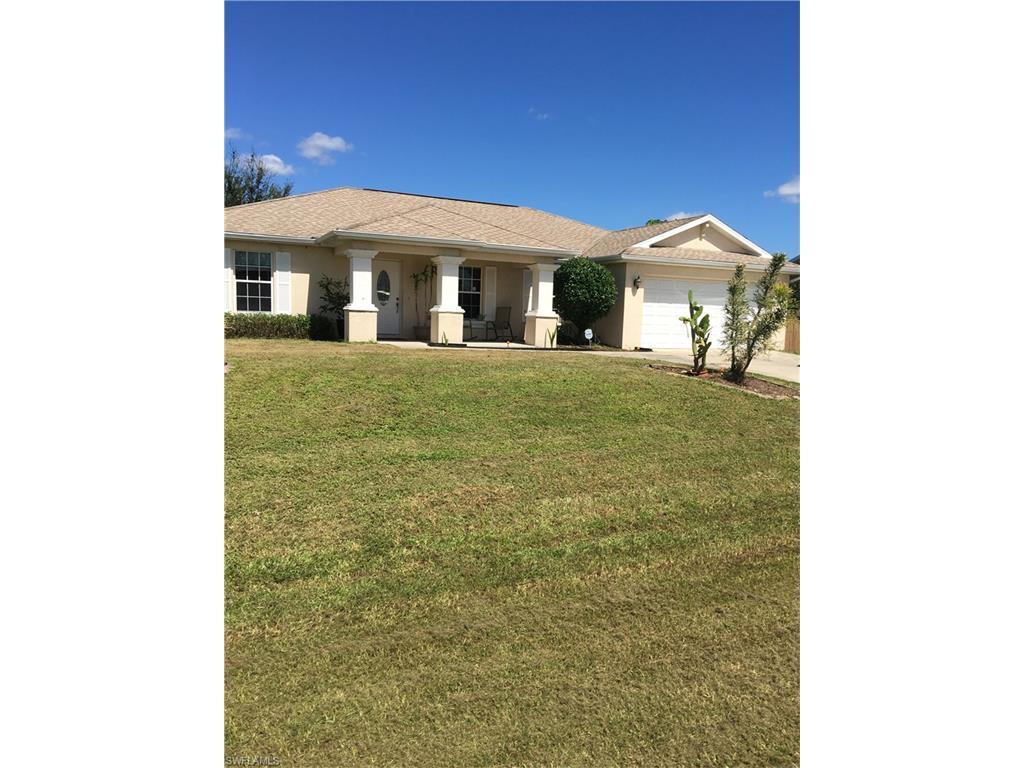 343 NE 26th Ter, Cape Coral, FL 33909 (MLS #216063436) :: The New Home Spot, Inc.