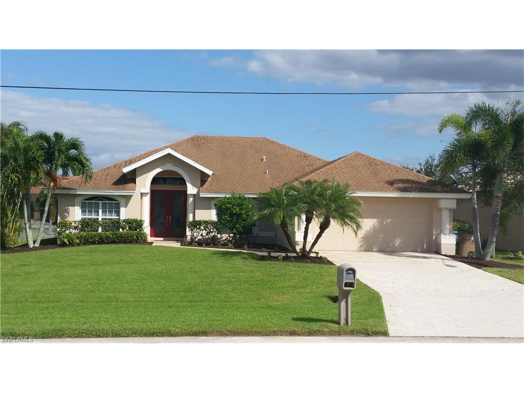 4351 SW 20th Ave, Cape Coral, FL 33914 (MLS #216063447) :: The New Home Spot, Inc.