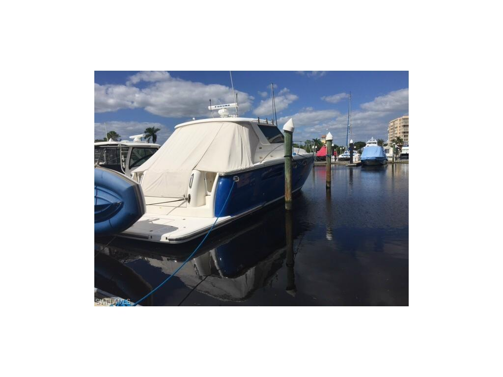 48' Boat Slip At Gulf Harbour G-3, Fort Myers, FL 33908 (#216063482) :: Homes and Land Brokers, Inc