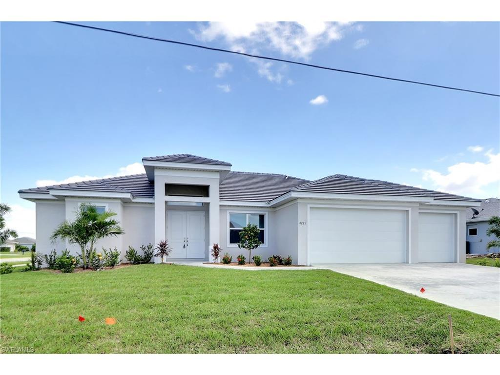 4221 SW 19th Ave, Cape Coral, FL 33914 (#216063672) :: Homes and Land Brokers, Inc