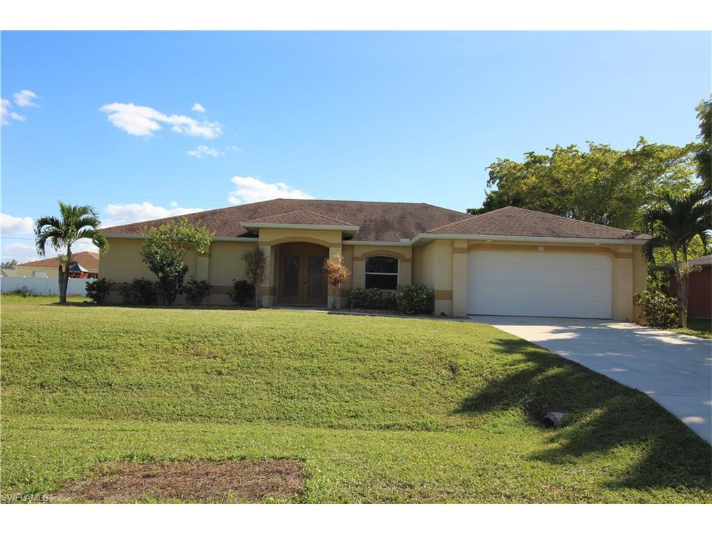 602 SW 28th Ter, Cape Coral, FL 33914 (MLS #216063926) :: The New Home Spot, Inc.