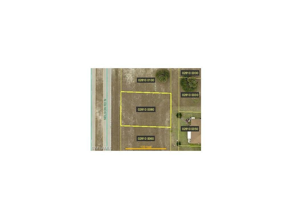 2615 Nelson Rd N, Cape Coral, FL 33993 (MLS #216063927) :: The New Home Spot, Inc.