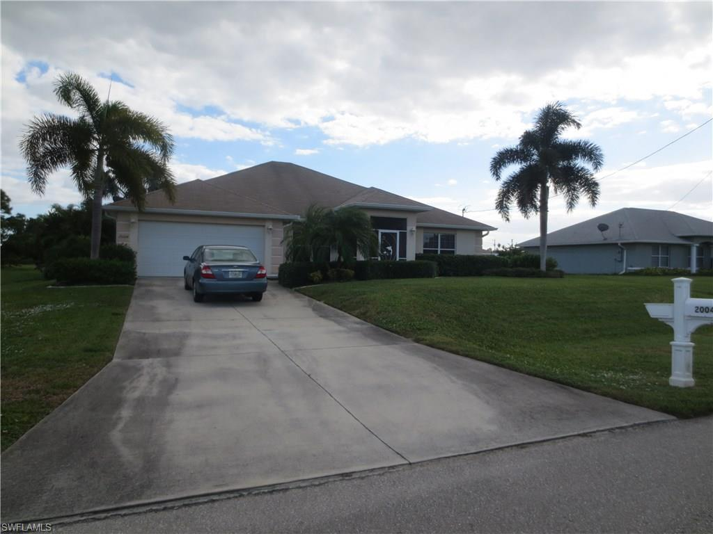 2004 NW 23rd Ter, Cape Coral, FL 33993 (MLS #216063998) :: The New Home Spot, Inc.