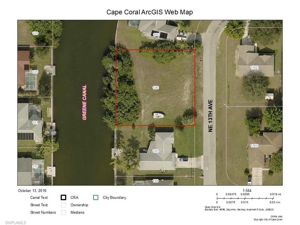 126 NE 13th Ave, Cape Coral, FL 33909 (#216064135) :: Homes and Land Brokers, Inc
