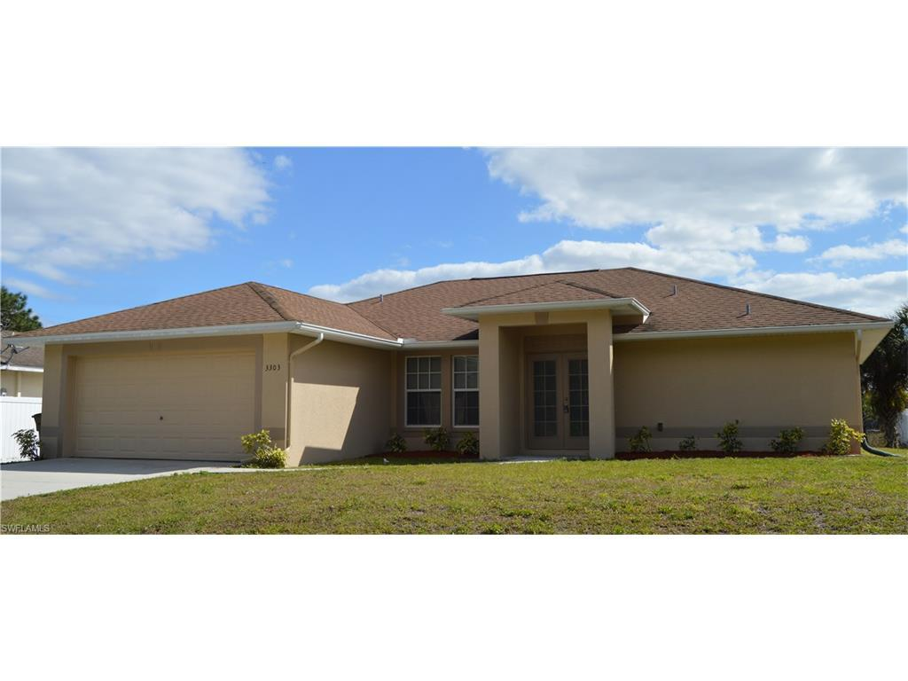 3303 42nd St SW, Lehigh Acres, FL 33976 (MLS #216064160) :: The New Home Spot, Inc.