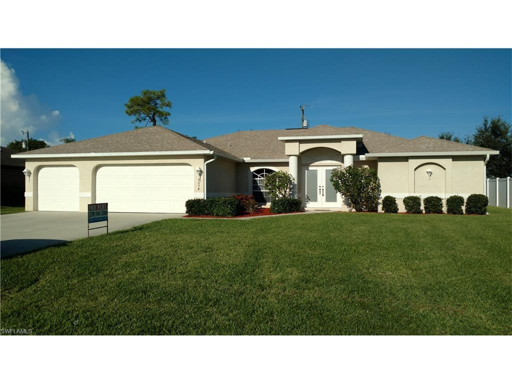4034 SW 8th Ct, Cape Coral, FL 33914 (MLS #216064234) :: The New Home Spot, Inc.