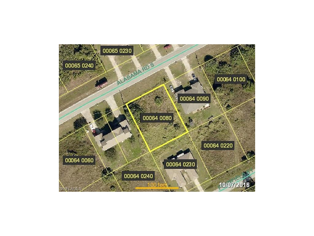 812 Alabama Rd S, Lehigh Acres, FL 33974 (MLS #216064255) :: The New Home Spot, Inc.