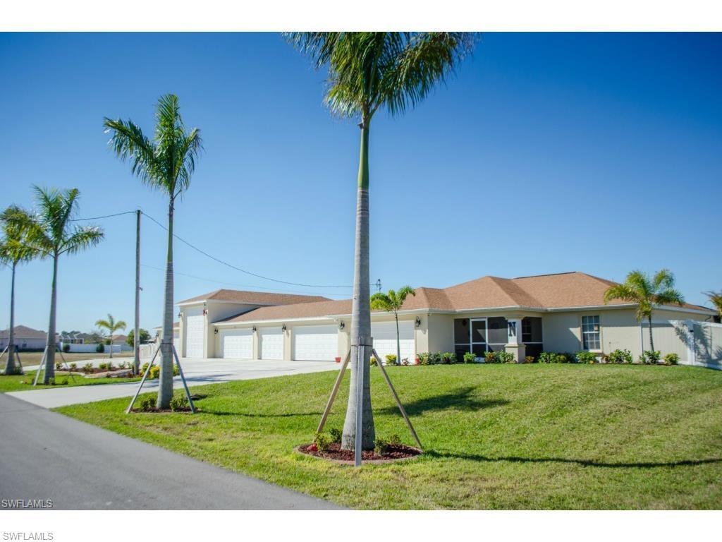 3610 NE 21st Ave, Cape Coral, FL 33909 (MLS #216064259) :: The New Home Spot, Inc.