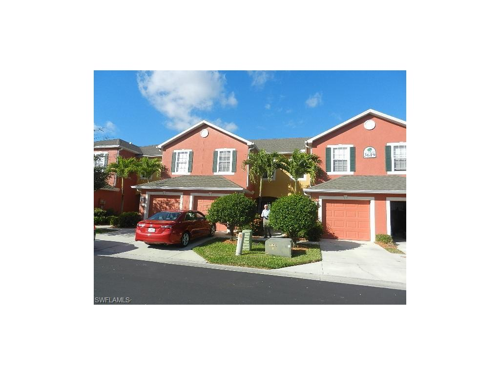 3619 Pine Oak Cir #104, Fort Myers, FL 33916 (#216064399) :: Homes and Land Brokers, Inc