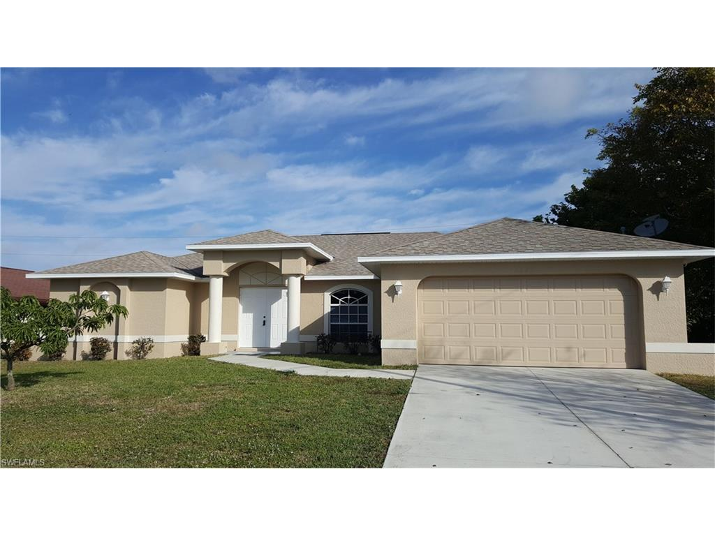 1323 SE 1st St, Cape Coral, FL 33990 (MLS #216064422) :: The New Home Spot, Inc.