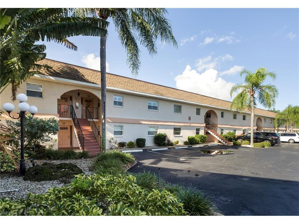 828 Victoria Dr B10, Cape Coral, FL 33904 (#216064439) :: Homes and Land Brokers, Inc