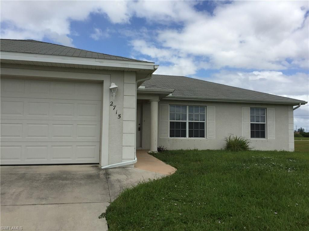 2715 NW 7th Ter, Cape Coral, FL 33993 (MLS #216064453) :: The New Home Spot, Inc.