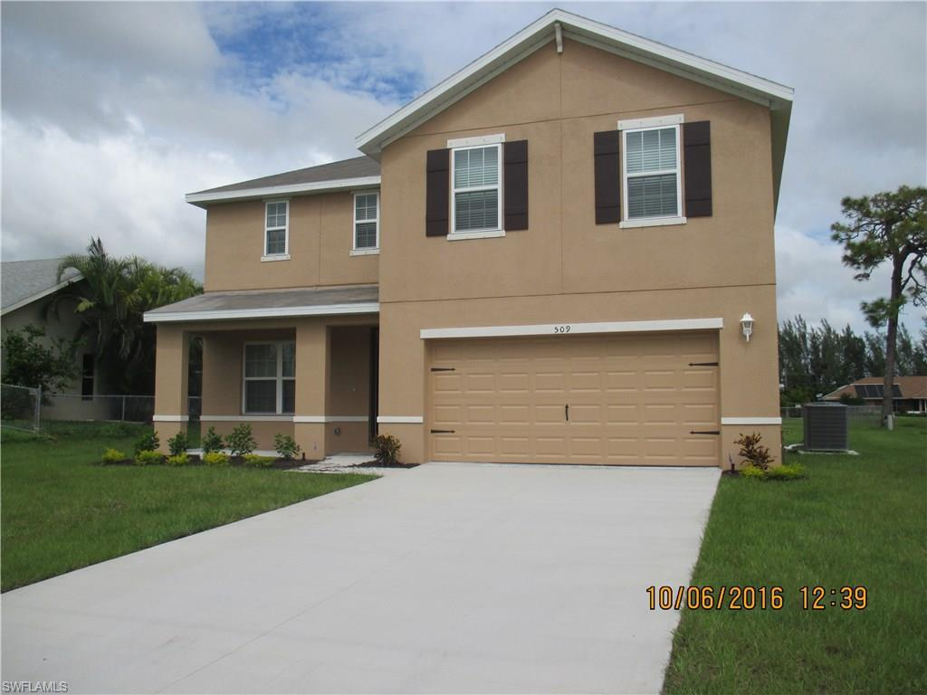 509 SW 27th Ter, Cape Coral, FL 33914 (#216064527) :: Homes and Land Brokers, Inc