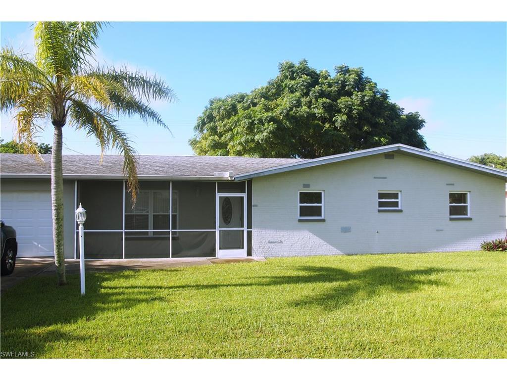 1715 Inlet Dr, North Fort Myers, FL 33903 (#216064603) :: Homes and Land Brokers, Inc