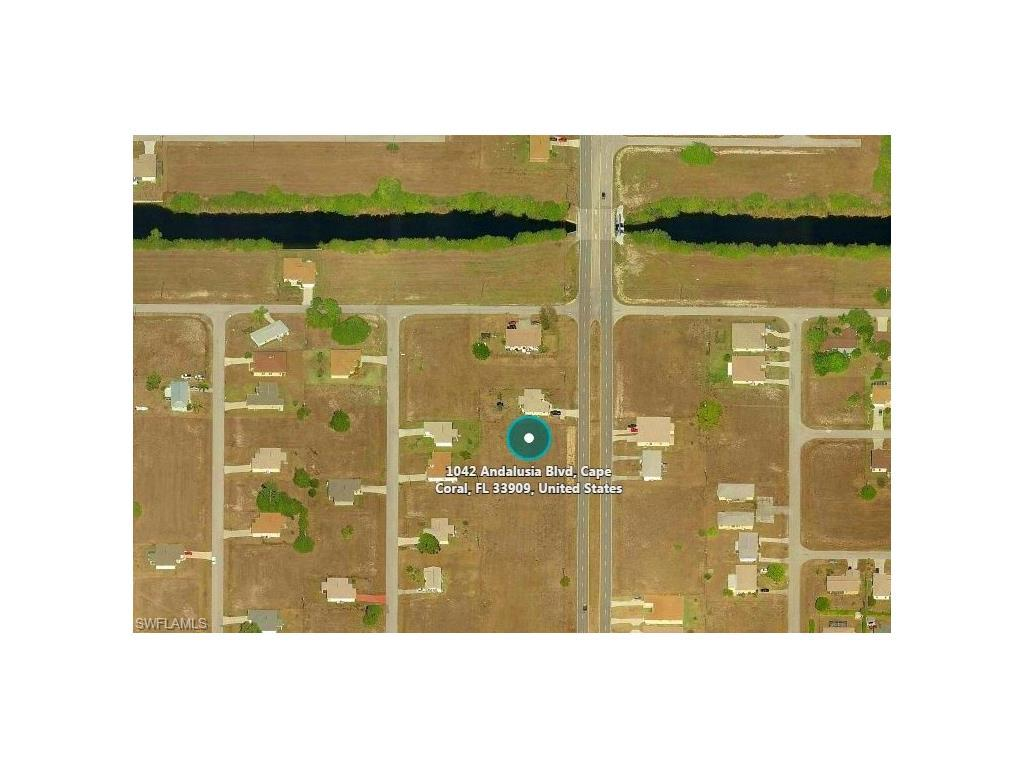 1042 Andalusia Blvd, Cape Coral, FL 33909 (MLS #216064606) :: The New Home Spot, Inc.