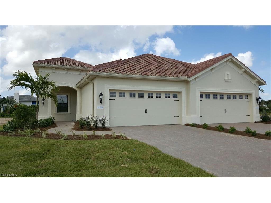 4410 Mystic Blue Way, Fort Myers, FL 33966 (MLS #216064681) :: The New Home Spot, Inc.