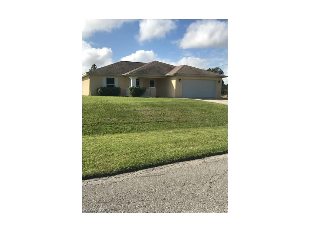 410 Jourferie Rd, Lehigh Acres, FL 33974 (MLS #216064738) :: The New Home Spot, Inc.