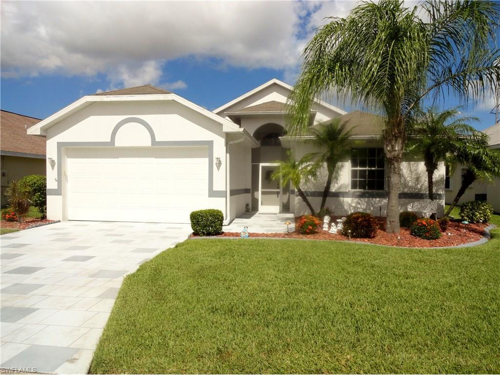3811 Ponytail Palm Ct, North Fort Myers, FL 33917 (#216064755) :: Homes and Land Brokers, Inc