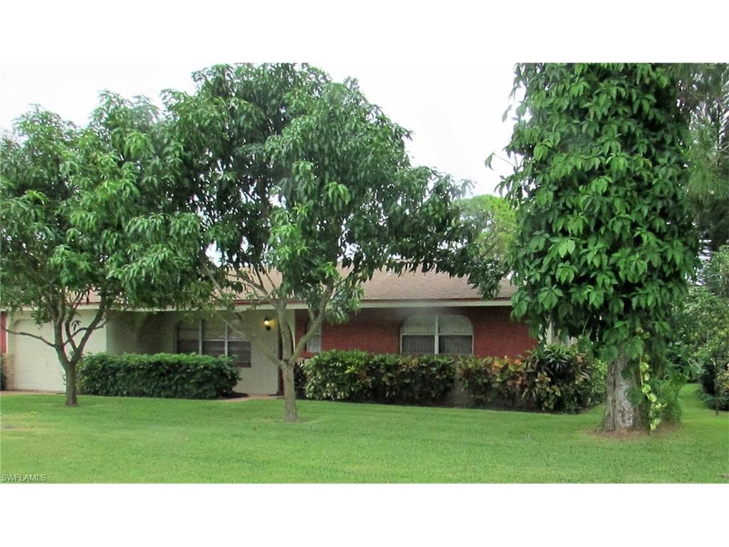 5981 Poetry Ct, North Fort Myers, FL 33903 (MLS #216064825) :: The New Home Spot, Inc.