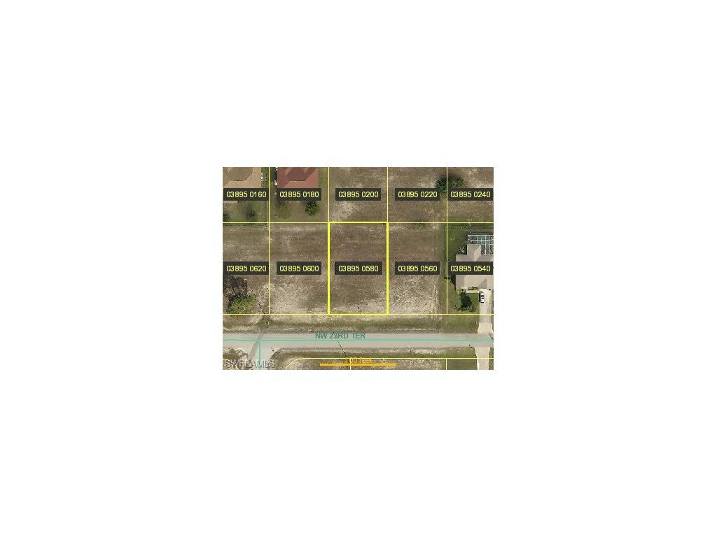 2223 NW 23rd Ter, Cape Coral, FL 33993 (MLS #216064855) :: The New Home Spot, Inc.