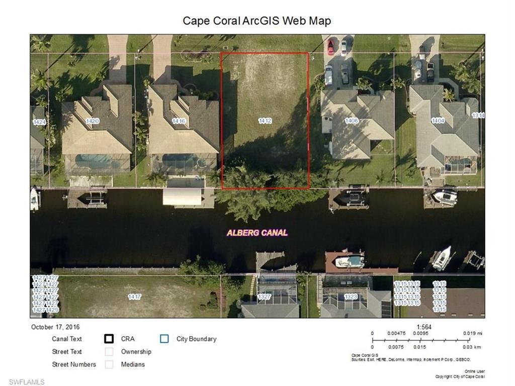 1412 SW 47th St, Cape Coral, FL 33914 (#216064916) :: Homes and Land Brokers, Inc